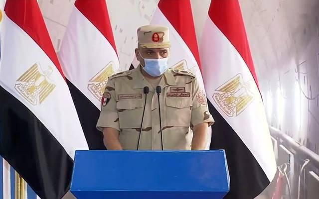 رئيس الهيئة الهندسية للقوات المسلحة أعلن إنجاز 42% من المشروع