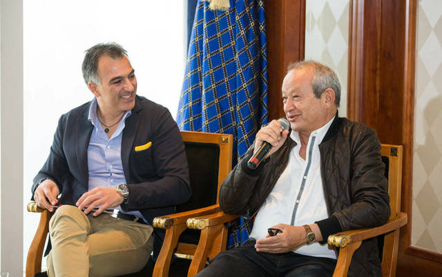 Sawiris launches Ayia Napa Marina Cyprus