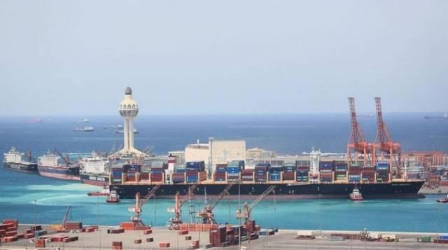 الموانئ السعودية تسجل نمواً في أعداد الحاويات خلال فبراير