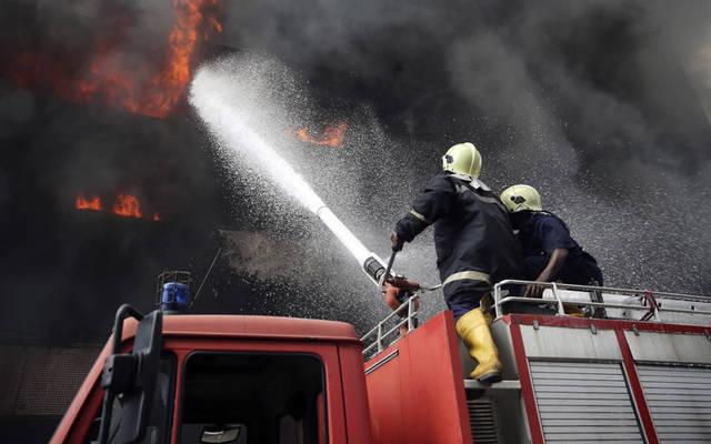 التأمين ضد أخطار الحريق بالشركة