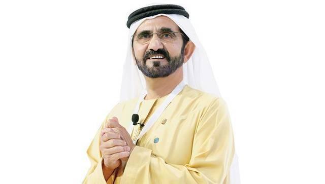 محمد بن راشد - نائب رئيس الإمارات، رئيس مجلس الوزراء، حاكم دبي،
