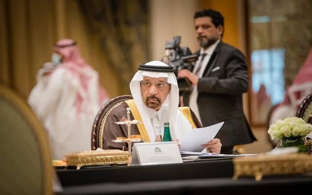 وزير الاستثمار السعودي، خالد بن عبدالعزيز الفالح- أرشيفية