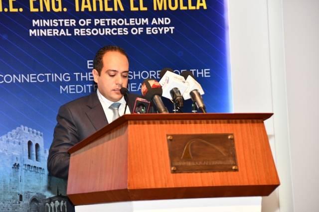 رئيس شركة بي بي مصر كريم علاء