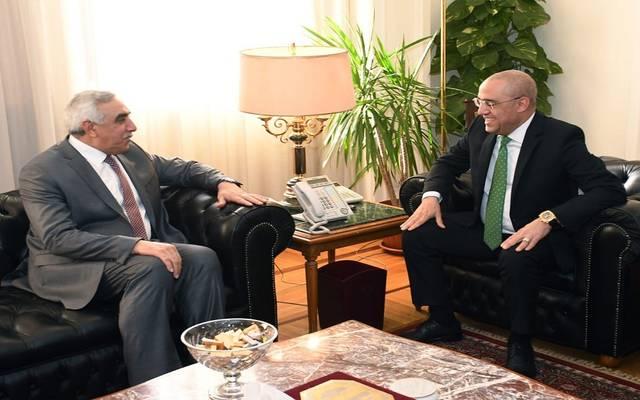 مصر والعراق يبحثان التعاون في مشروعات محدودي الدخل