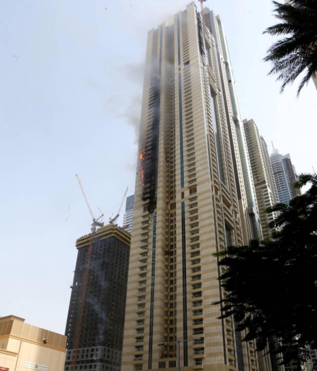 مستويات الإقبال على شراء وثائق التأمين ضد الحرائق شهدت ارتفاعاً ملحوظاً في الآونة الأخيرة