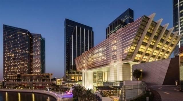 مقر سوق أبوظبي المالي العالمي