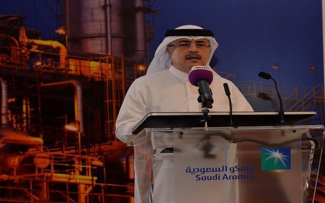رئيس أرامكو السعودية وكبير إدارييها التنفيذيين، أمين بن حسن الناصر- أرشيفية