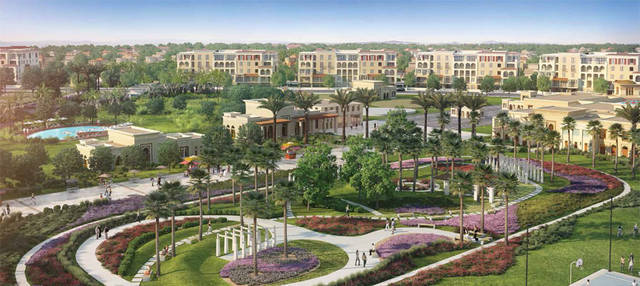 Emaar Misr chose ASGC as the main contractor for two of its projects