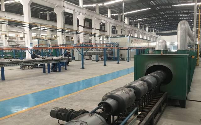 """""""العربية للتصنيع"""" توقع بروتوكولي تعاون لتعميق التصنيع المحلي لأسطوانات الغاز"""