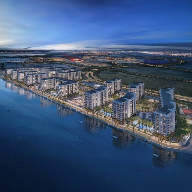 Water's Edge saw sales worth AED 400 million