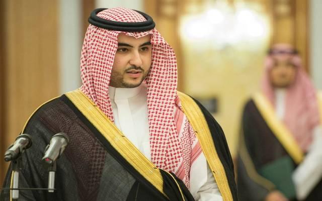 الأمير خالد بن سلمان بن عبدالعزيز نائب وزير الدفاع