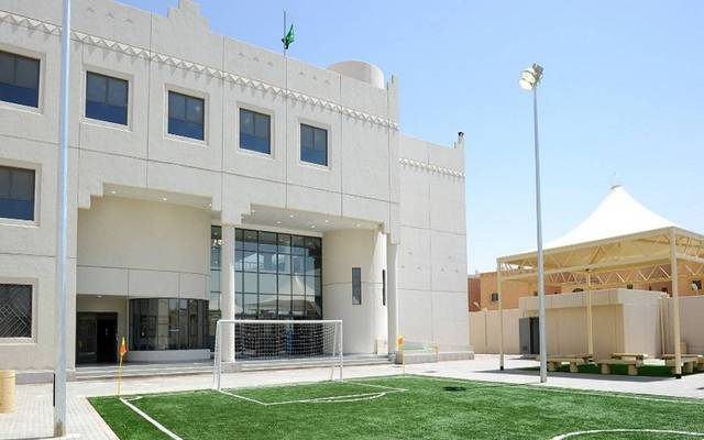 The first property is a SAR 210 million school