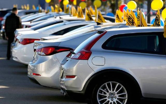 Around 60,200 cars were sold in Egypt in 5M