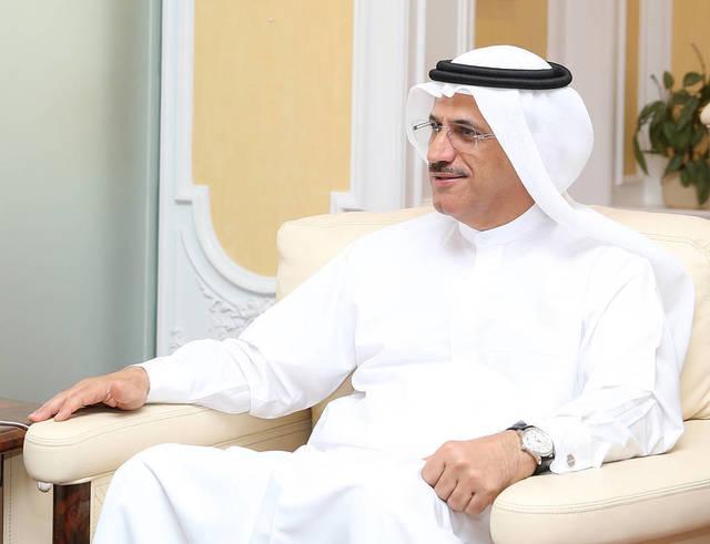 وزير الاقتصاد الإماراتي، سلطان بن سعيد المنصوري