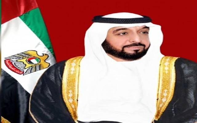رئيس دولة الإمارات الشيخ خليفة بن زايد،
