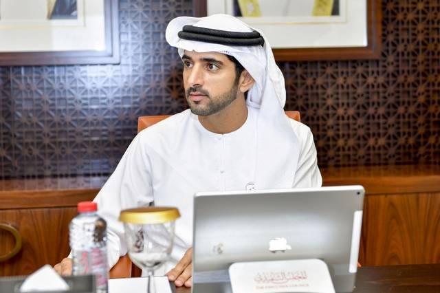 الشيخ حمدان بن راشد آل مكتوم