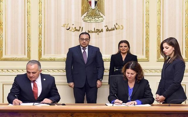 """الري المصرية تتعاقد مع البنك الأوروبي لإعادة تأهيل مصرف """"كيتشنر"""""""