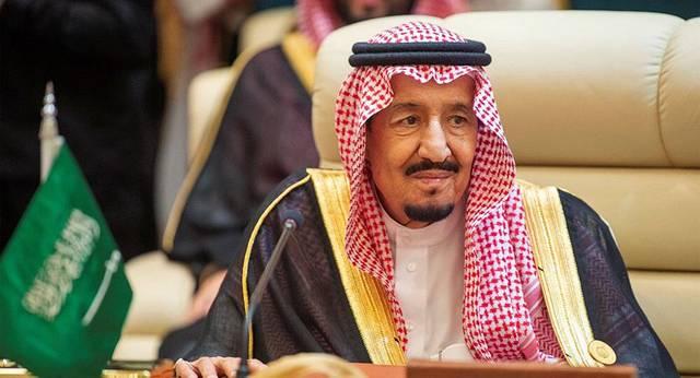 خادم الحرمين الشريفين الملك سلمان بن عبدالعزيز آل سعود- أرشيفية