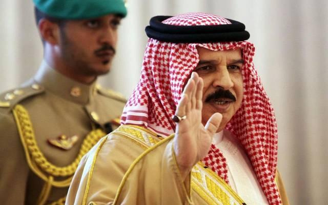 الملك حمد بن عيسى آل خليفة