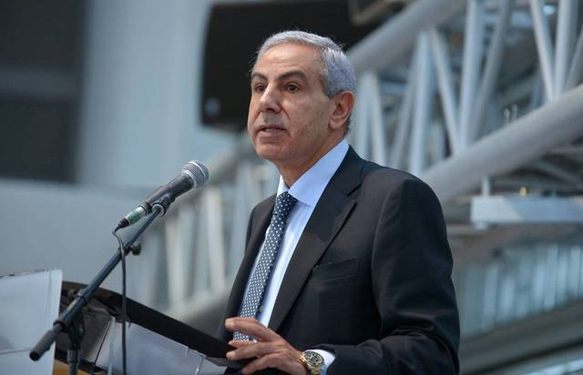 Minister of trade and industry Tarek Kabil