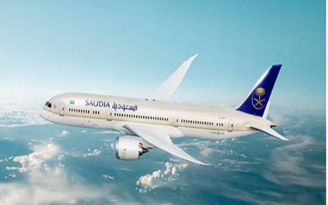 حلقت طائرات الخطوط السعودية بين أكثر من 90 وجهة داخلية ودولية