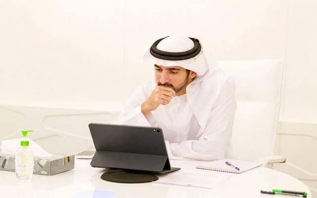 الشيخ حمدان بن محمد بن راشد، ولي عهد دبي
