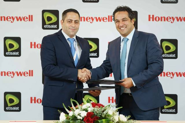 The deal was signed at Intersec 2020