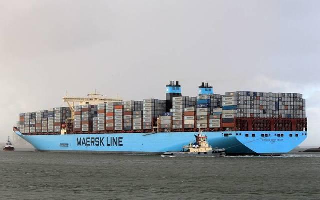 سفينة الحاويات البريطانية بنجامين فرانكلين