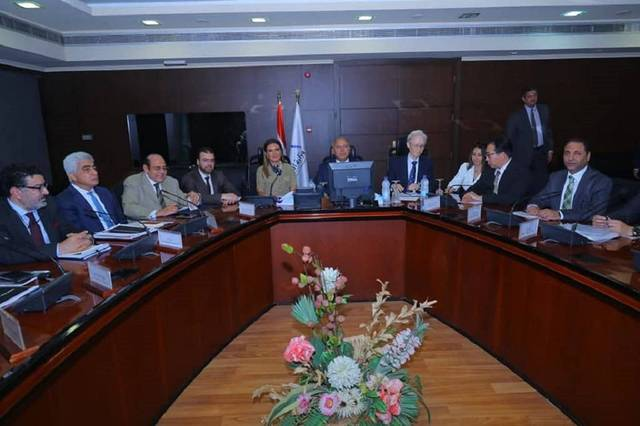 Egypt, JICA agree to start construction of Metro's 4th line