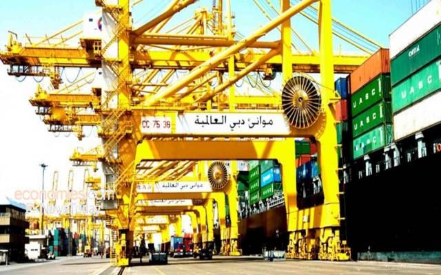 مشروعات موانئ دبي العالمية بمصر - أرشيفية
