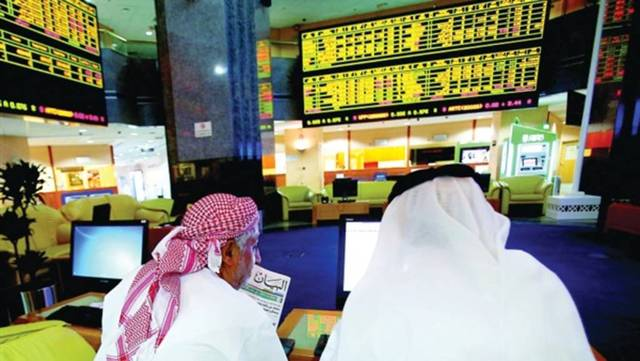 The market value registered AED 429.27 billion