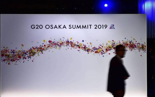 اجتماع مجموعة العشرين باليابان