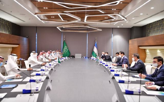 وزير الطاقة السعودي يبحث أوجه التعاون مع وزير الاستثمار في أوزباكستان