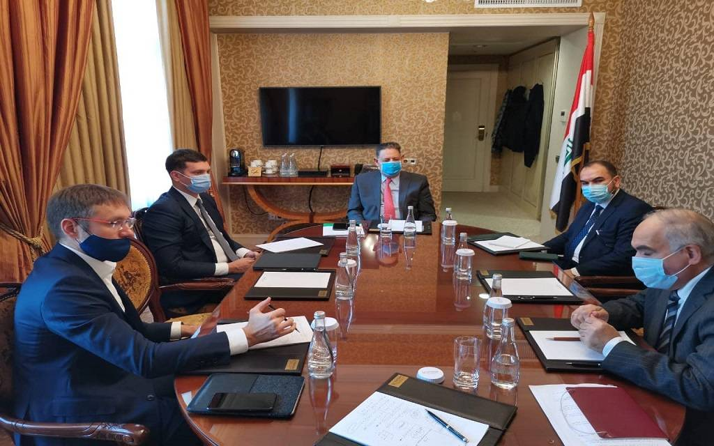 Iraq is counting on increasing Russian investments 1024