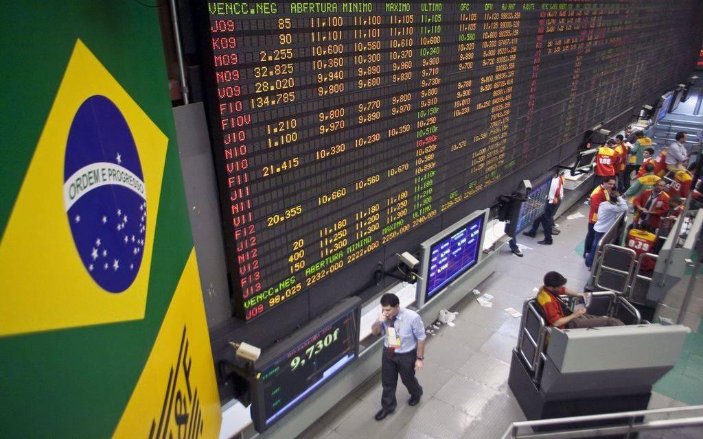 ارتفاع أسهم البرازيل لمستوى قياسي بعد تصريحات الفيدرالي