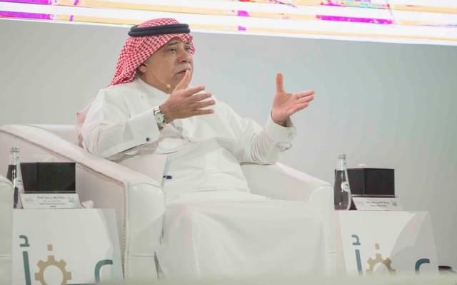 وزير التجارة والاستثمار السعودي رئيس مجلس التجارة الإلكترونية، ماجد بن عبد الله القصبي- أرشيفية