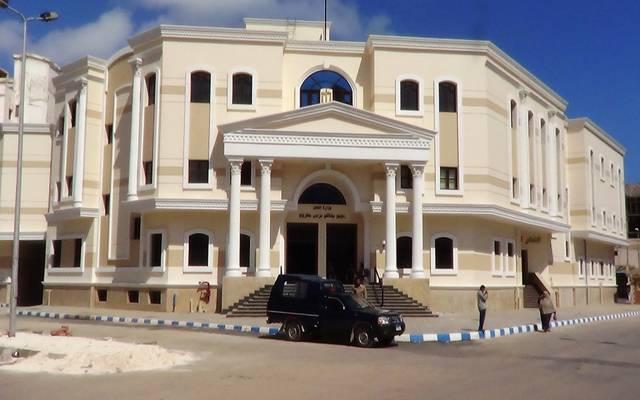 مجمع محاكم مطروح - أرشيفية
