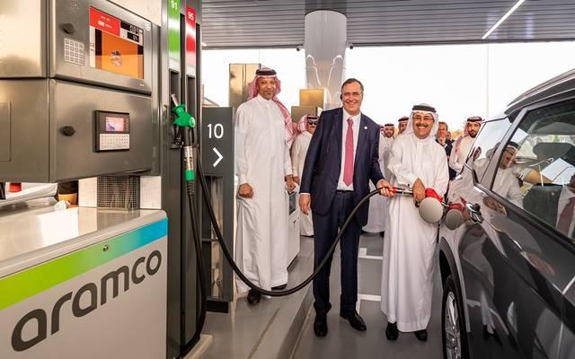 أرامكو السعودية وشركة توتال إنيرجيز يدشنان باكورة الشبكة المشتركة للبيع بالتجزئة في المملكة