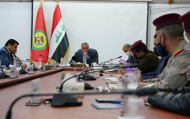 رئيس مجلس الوزراء العراقي، القائد العام للقوات المسلحة مصطفى الكاظمي