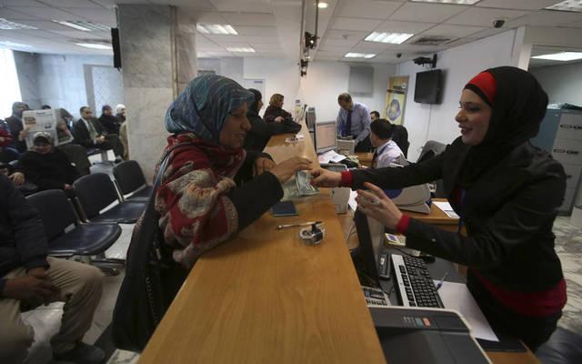 أرباح البنك الفصلية ارتفعت خلال الربع الأول - الصورة من رويترز آربيان آي