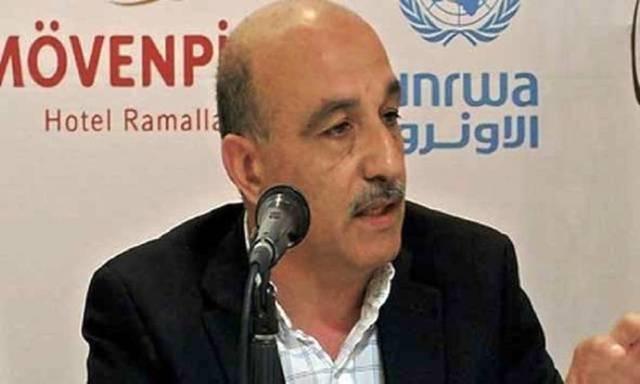 سامي مشعشع الناطق الرسمي لوكالة غوث وتشغيل اللاجئين الفلسطينيين في الشرق الأدنى (الأونروا)