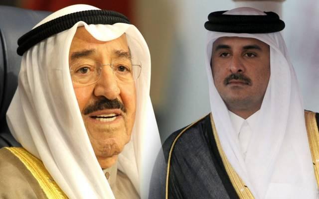 أمير قطر يصل الكويت غداً في زيارة رسمية