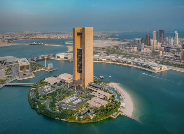 أحد المعالم السياحية في المملكة البحرينية