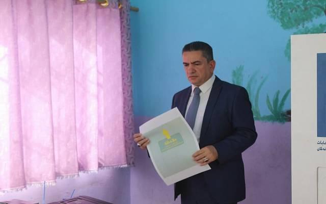 رئيس الوزراء العراقي المكلف، عدنان عبد خضير عباس الزرفي