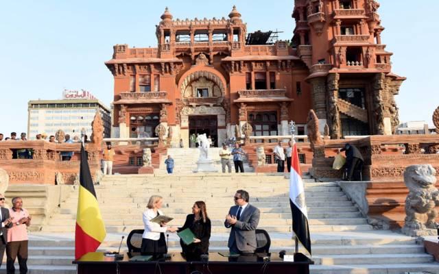 وزير مصري:ترميم 85% من قصر البارون بتكلفة 104 ملايين جنيه