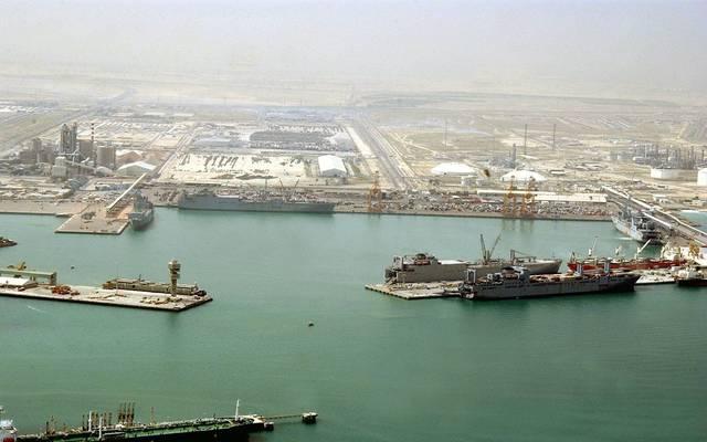 أحد موانئ الكويت