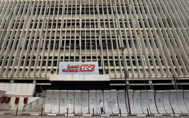 المصرية للاتصالات تعلن السيطرة على حريق محدود بالورش المركزية