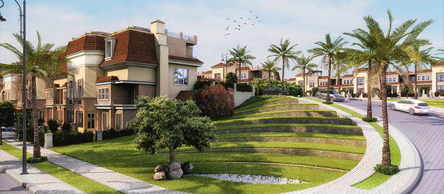أحد مشروعات مدينة نصر- الصورة من موقع الشركة