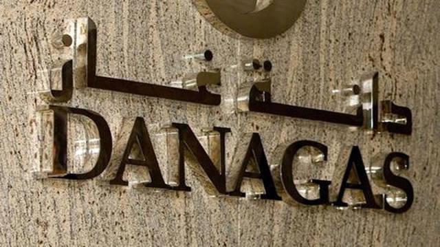 شعار شركة دانة غاز، الصورة أرشيفية