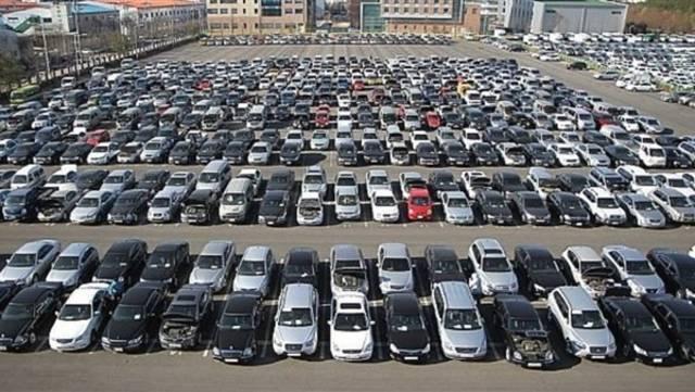 مجمع سيارات
